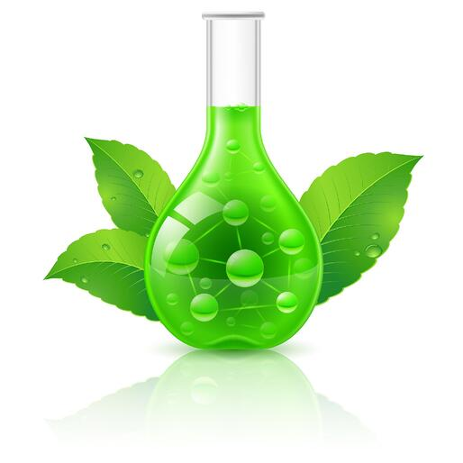 Using green solvents and other eco-friendly green chemistry methods can reduce the environmental impact of flash chromatography.