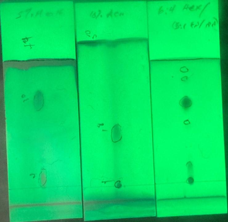 Hipp acid + aMBA TLC-1