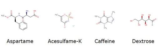 Equalcaffeine-structures