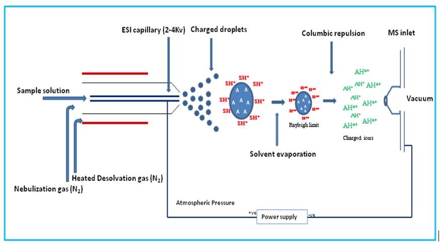 ESI ionization