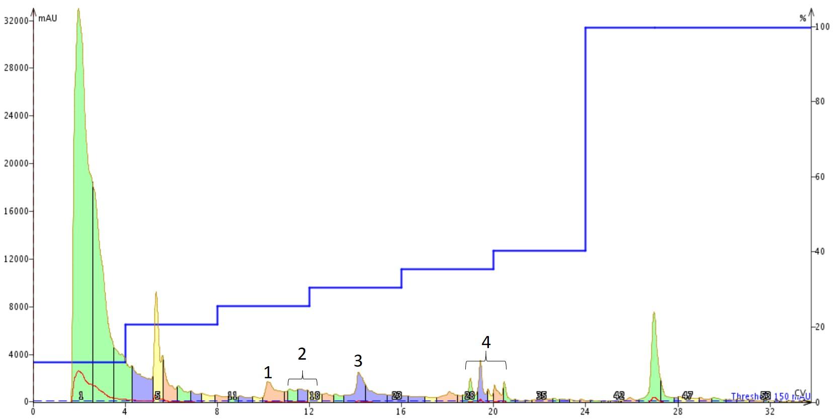 Figure 2 - dmso solvated chromatography-1