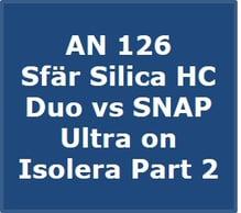 AN126 Sfär improvement vs SNAP