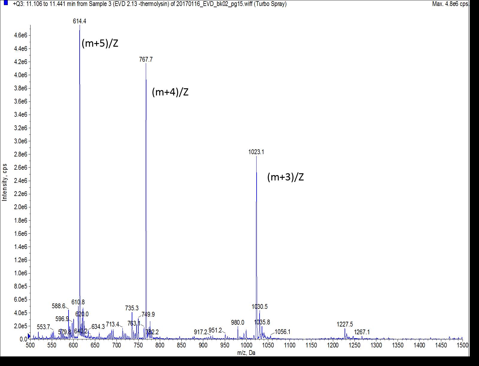 chemmatrix-thermolysin-mass