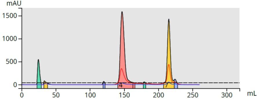 DCM extract succinic acid + benzylamine RxN